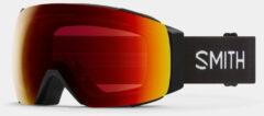 Smith I/O Mag Skibril Zwart/Rood