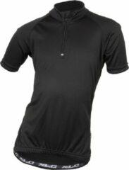 XLC Kids Shirt - Fietsshirt - Kinderen - Korte Mouw - Maat 128 - Zwart