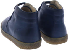 Blauwe Naturino Falcotto Conte Navy Boots veter-boots