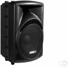 "Merkloos / Sans marque HQ-POWER 2-WEG LUIDSPREKER - ABS - ROOSTER 12"" - 150 W - ZWART"