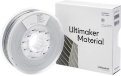 Ultimaker PLA - M0751 Silver Metallic 750 - 211399 Filament PLA kunststof 2.85 mm 750 g Zilver (metallic)