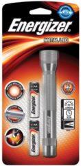 Energizer Metal Light LED Zaklamp werkt op batterijen 35 lm 3 h 34 g