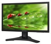 Hannspree Monitor HannsG HP227DJB, 21,5 Zoll, Full HD, neig- und schwenkbar, 2 x Lautsprecher