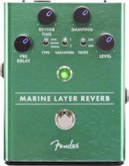 Fender Marine Layer Reverb effectpedaal