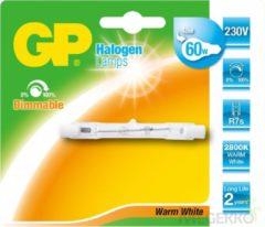 GP batterijen Gp GP-060406-HL Halogeenlamp Recht Energiebesparend R7s 48 W
