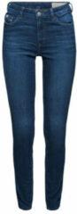 Esprit Edc Women skinny jeans donkerblauw