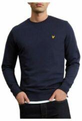 Blauwe Sweatshirt