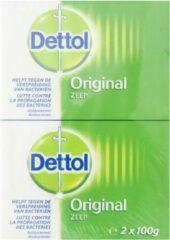 Dettol Zeep 6 x 100 gram Beschermt tegen bacterien
