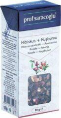 Prof Saracoglu Hibiscus + Rozebottel Kruiden