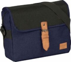 New Rebels Rebels Creek Medium Flap Donker Blauw II | Schoudertas
