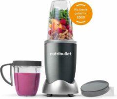 NutriBullet Blender - 8-delig - 600 Watt - Blender - Grijs