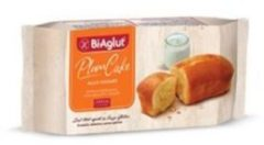 BiAglut Plumcake allo yogurt senza glutine 180g