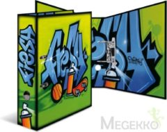 HERMA 7154 Motief ordner A4 graffiti - fresh