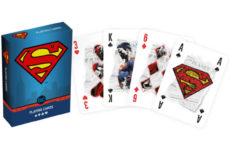 Cartamundi Speelkaarten Dc Comics Superman 8,8 Cm Karton