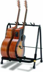 Hercules Stands GS523B 3-fach Rack voor elektrische/akustafele gitaar