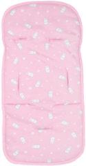 Marineblauwe Briljant Baby multicomforter - Nijntje Oud roze