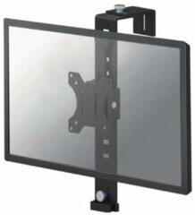Zwarte Newstar FPMA-CH100BLACK Flatscreen bureausteun [1x 8kg, 10 - 30 inch, 75x75 mm, 100x100 mm]