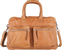 Cowboysbag De originele schooltas werktas The Bag Tabacco