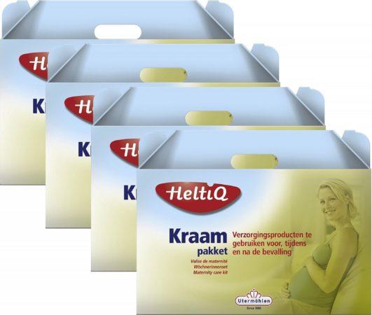 Afbeelding van Heltiq Kraampakket In Doos bestekoop Voordeelverpakking 4xPer st
