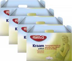 Heltiq Kraampakket In Doos bestekoop Voordeelverpakking 4xPer st