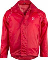 Rode Willex Regenjack - Maat L - Ademend - Geel