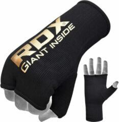 Zwarte RDX Sports Rdx Hosiery Inner - Binnenhandschoenen - Blauw- Maat: M - Leer