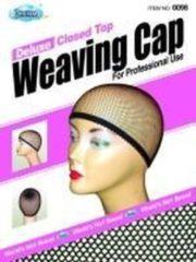 Zwarte Dream World Dream Top Weaving Cap
