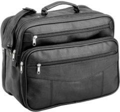 Travel Bags Flugumhänger 37 cm D&N schwarz