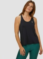 Under Armour - Women's UA Knockout Tank - Tanktop maat L, zwart