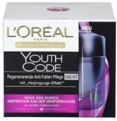 L'Oréal Paris L'Oréal Paris Dermo Expertise Youth Code- 50 ml - Nachtcrème