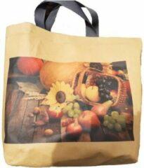 Bruine LEBO tassen Herfst aangezicht