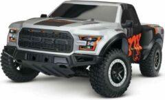 Grijze Traxxas Ford Raptor Fox