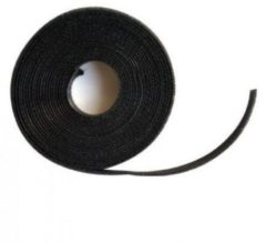 Label the Cable kabelbinder Klittenband op rol 16mm 3m