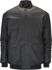 Zwarte Rains B15 Jacket 1247 Regenjas - Unisex - Black