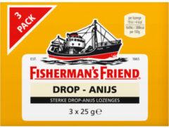 Fisherman's Friend Fishermansfriend Drop Anijs 25 Gram (3x25g)