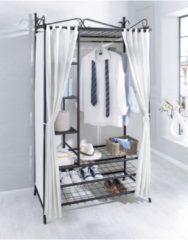 """Trendfabrik Kleiderschrank """"Breezy"""" mit Schuhablage und Stoffbezug"""