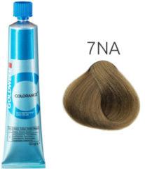 Naturelkleurige GOLDWELL Colorance Farba do włosów 7NA - średni naturalny popielaty blond 60 ml