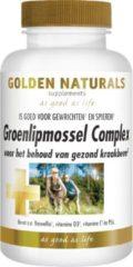 Golden Naturals Groenlipmossel Complex Capsules 60st