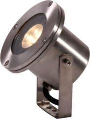 Zilveren Garden Lights 12V Arigo RVS LED Spots/onderwatermodel