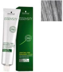 Schwarzkopf Professional Haarfarben Essensity Ammonia-Free Permanent Color 7-2 Mittelblond Asch 60 ml