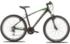 27,5 Zoll Mountainbike 21 Gang Montana Urano Wham schwarz-grün