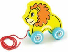 Gele Vigatoys Trekdier - Leeuw