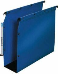 L'Oblique hangmappen voor kasten Ultimate bodem 80 mm blauw