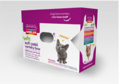 Smolke Soft Paté Variety Box - Kattenvoer - Mix 16x80 g