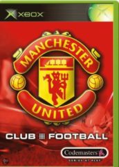 Codemasters Club Football, Manchester United