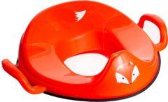Oranje Jippie's My Trainer Seat Toiletverkleiner - Vos