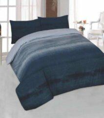 Blauwe Arie's Bedding Waves Blue Dekbedovertrek 140x200