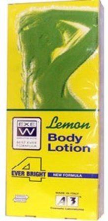 Afbeelding van A3 Cosmetics A3 Lemon Body Lotion 4-ever Bright 400 ml