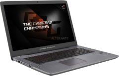Notebook ROG STRIX GL702VS-BA207T Asus Schwarz