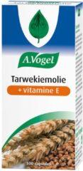 A.Vogel A Vogel Tarwekiemolie met vitamine E 100 Capsules
